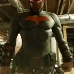 Red Hood suit 2